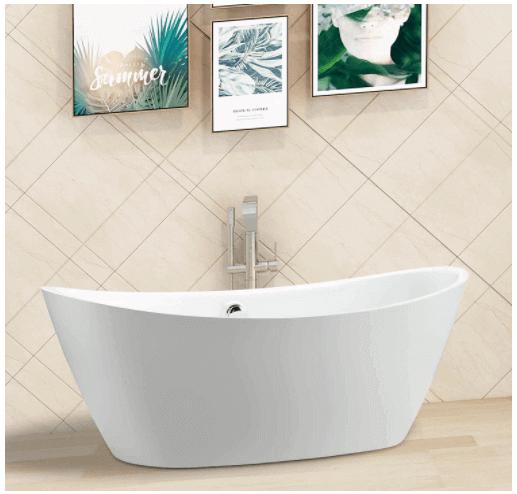 best bathtub for the money